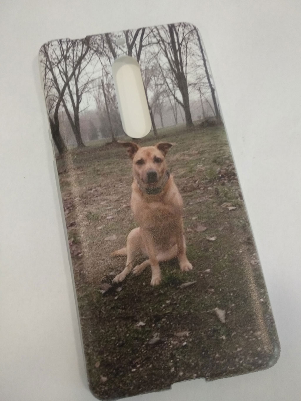 NOKIA 5 egyedi kutya mintás mobiltelefon tok